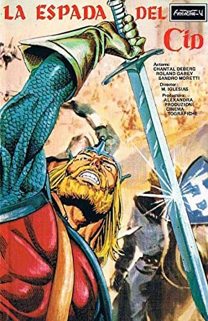 La spada del Cid (1962)