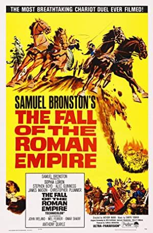 Fall of the Roman Empire (1964)
