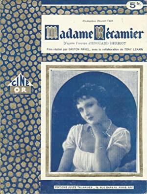 Madame Récamier (1928)