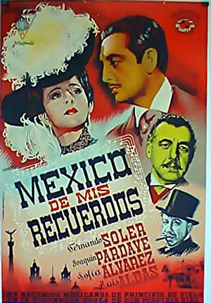 My Memories of Mexico (1944)