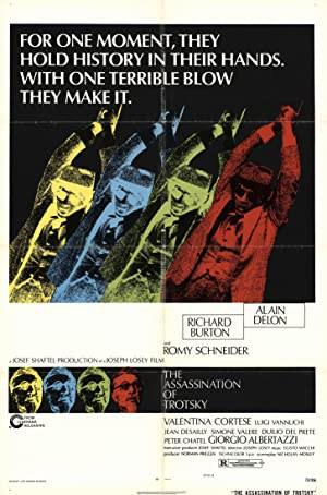 Mordet på Trotskij (1972)