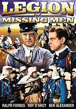 Legion of Missing Men (1937)