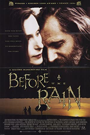 Before the Rain (1994)