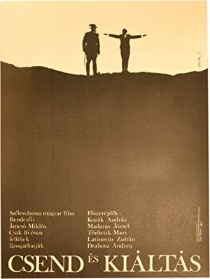 Silence and Cry (1968)