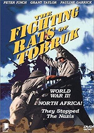 Fighting Rats of Tobruk (1944)