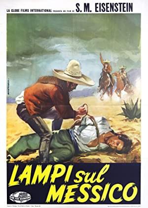 Thunder over Mexico (1933)