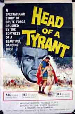 Head of a Tyrant (1959)