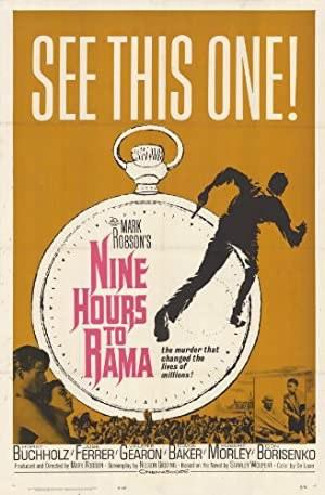 Nine Hours to Rama (1963)