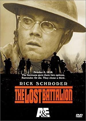 The Lost Battalion (2001)