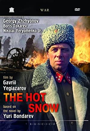 Goryachiy sneg (1972)