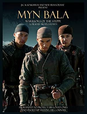 Zhauzhürek myng bala (2012)
