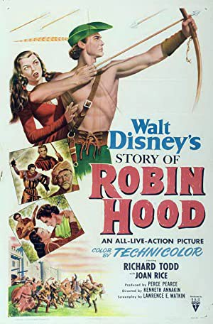 Story of Robin Hood and His Merrie Men (1952)