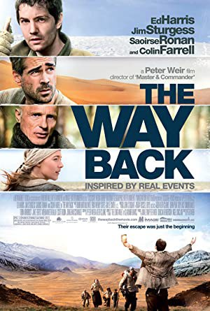 The Way Back (2010)