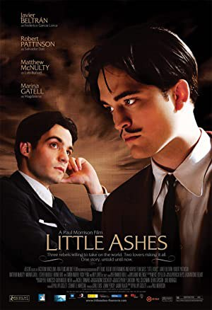 Little Ashes (2008)