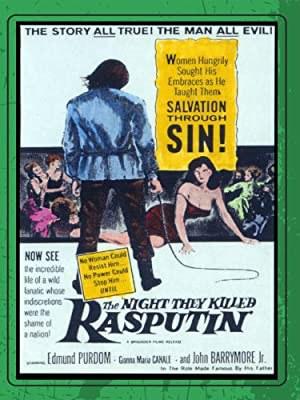 The Night They Killed Rasputin (1960)