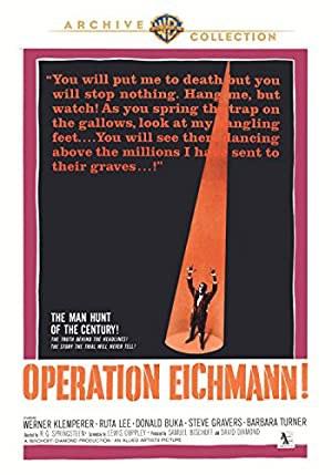 Operation Eichmann (1961)