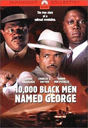 10,000 Black Men Named George (2002)