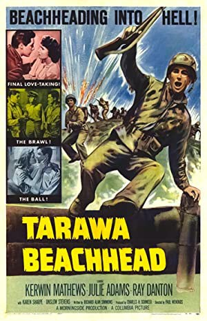 Tarawa Beachhead (1958)