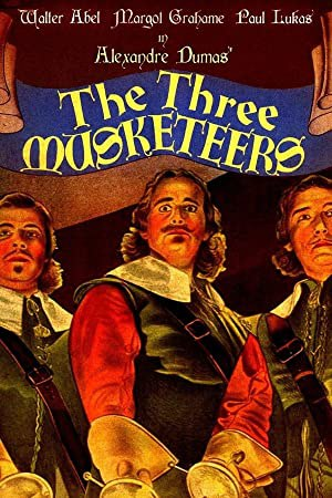 The Three Musketeers (1935)