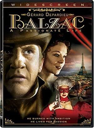 Balzac: A Passionate Life (1999)