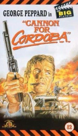 Cannon for Cordoba (1970)