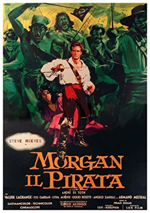 Morgan the Pirate (1960)