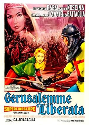 La Gerusalemme liberata (1957)