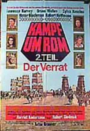 Kampf um Rom II – Der Verrat (1969)