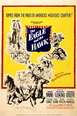 The Eagle and the Hawk (1950)