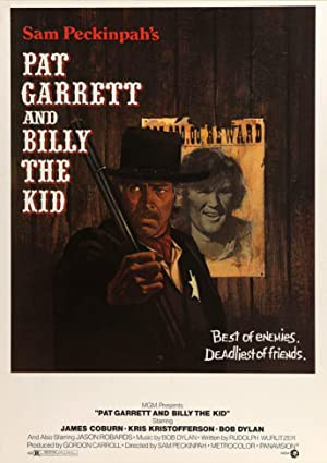 Pat Garrett & Billy the Kid (1973)