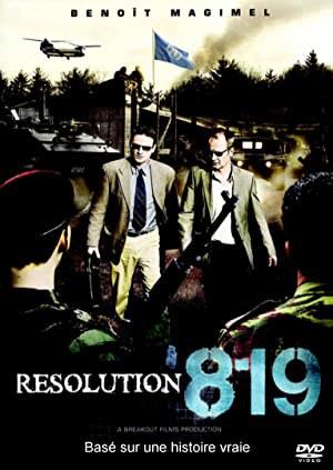 Resolution 819 (2008)