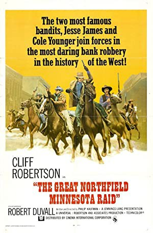 The Great Northfield Minnesota Raid (1972)