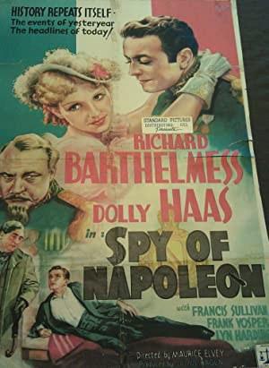 Spy of Napoleon (1936)
