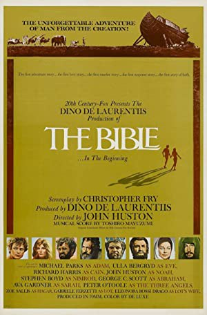 The Bible: In the Beginning (1966)