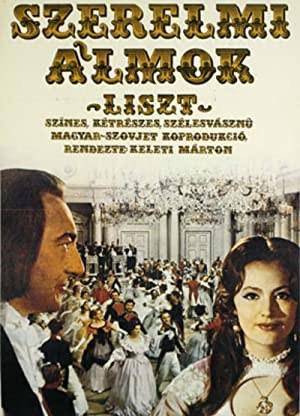 Szerelmi álmok – Liszt (1970)