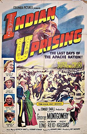Indian Uprising (1952)