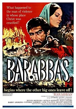 Barabbas (1961)