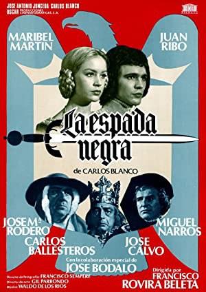 La espada negra (1976)