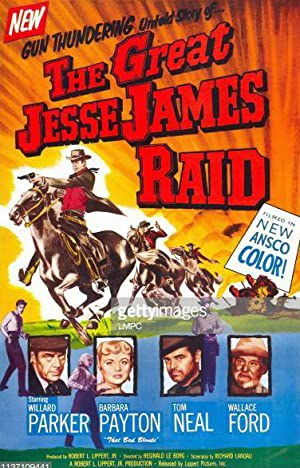 The Great Jesse James Raid (1953)