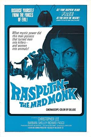 Rasputin – the Mad Monk (1966)