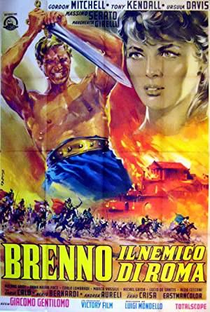 Brennus, Enemy of Rome (1963)