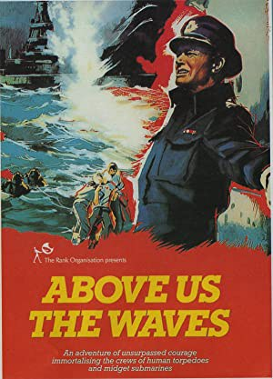 Above Us the Waves (1955)