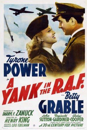 A Yank in the R.A.F. (1941)