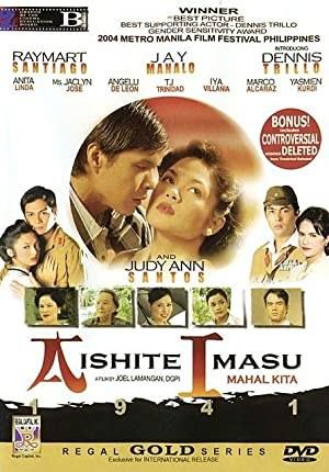 Aishite imasu (Mahal kita) 1941 (2004)