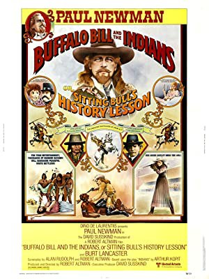 Buffalo Bill & the Indians (1976)