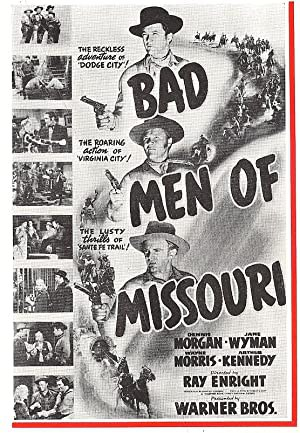 Bad Men of Missouri (1941)