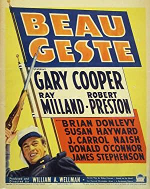 Beau Geste (1939)