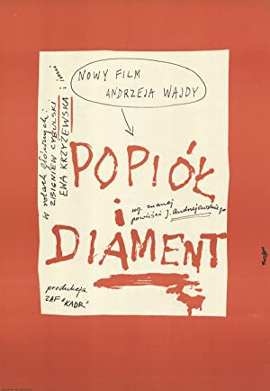 Ashes and Diamonds (1958)