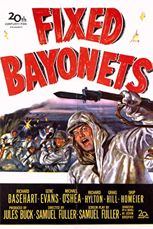 Fixed Bayonets (1951)