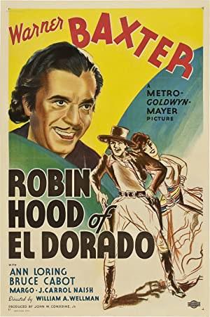 Robin Hood of El Dorado (1936)